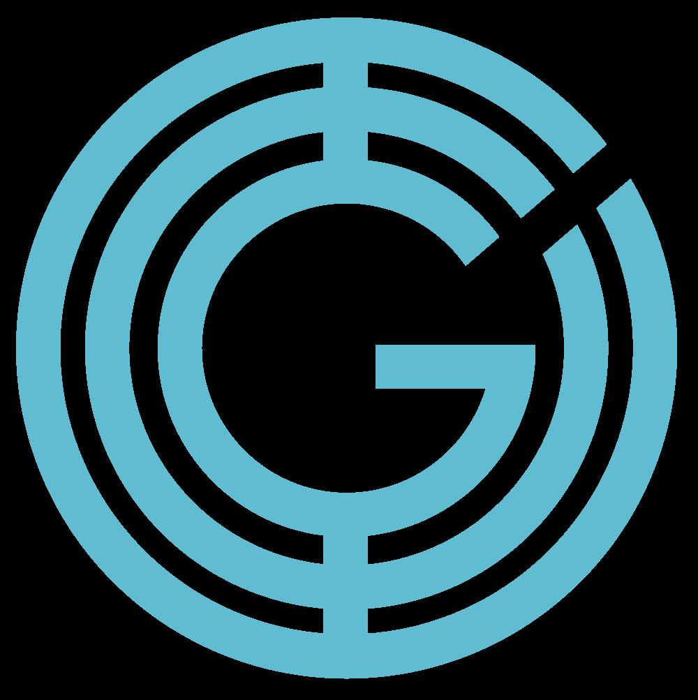Geeq Typeface Geeq Limitless Blue